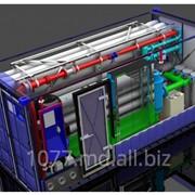 Станции водоочистки контейнерного типа фото