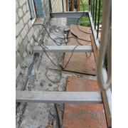 Ремонт и восстановление балконных плит фото
