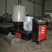 Агломератор для переработки пластмасс до 180 кг/ч фото