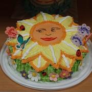 Торт дитячий 38 фото