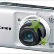 Фотоапарат цифровий Canon Powershot A800 Silver фото