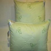 Подушка с бамбуковым наполнителем Бутон фото