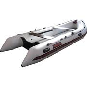 Лодка моторная килевая, лодка пвх ЛК400 фото