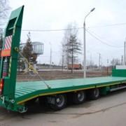 Полуприцеп-тяжеловозов 993930-LN40 фото