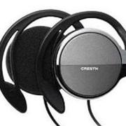 НАУШНИКИ CRESYN CS-CH300 (SILVER) Код производителя: CPE-CH0300SL01 16-24000 Гц, 20 Ом, 102 дБ фото