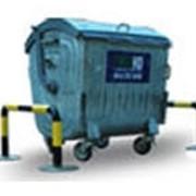 Строительство контейнерных площадок для сбора мусора и отходов фото