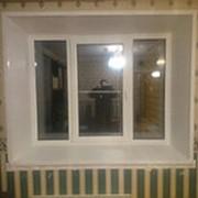 Монтаж окна с отделкой фото
