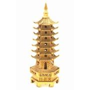 Статуэтка Пагода 9 уровней фото