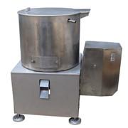 Центробежный очиститель слизистых субпродуктов В2-ФОС фото