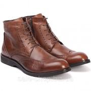 Ботинки мужские на меху ETOR Артикул 9847 фото