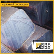 Поковка прямоугольная нержавеющая 80x200 08Х13 (ЭИ496. 0Х13) фото