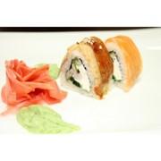 Доставка блюд японской кухни - Пирамида маки фото