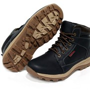 Тёплые зимние ботинки Fashion Brospa фото