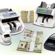 Счетчики банкнот, банковское оборудование фото