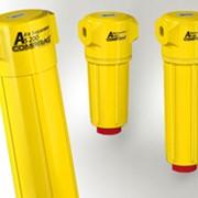 Сепараторы циклонные сжатого воздуха AS фото
