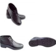 Мужские ботинки модель BH02L01 фото