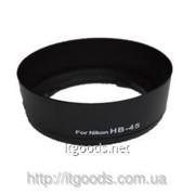Бленда Nikon HB-45 AF-S DX NIKKOR 18-55mm f/3.5-5.6G VR (аналог) 1293 фото