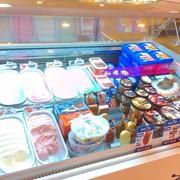 Мороженное для летней торговли фото