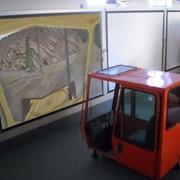 Тренажер подготовки машиниста автомобильного крана фото