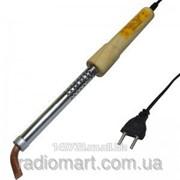 Паяльник 100Вт c деревянной ручкой фото