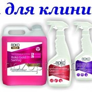 Химия для клининга: Профессиональные моющие и чистящие средства фото