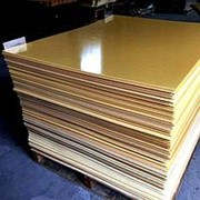 Стеклотекстолит лист СТЭФ-1, s:2-5мм, L:W:1400х900мм (И) фото