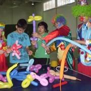 Детский день рождения в Казахстане, Заказ клоунов фото