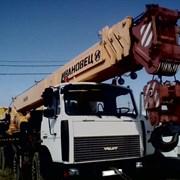 Аренда автокрана 16 тонн Ивановец КС-6476 фото