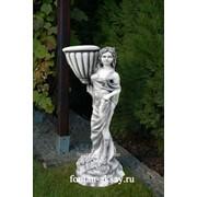 Статуя для сада Аврора фото