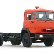 Шасси КАМАЗ-43253 (4х2) фото
