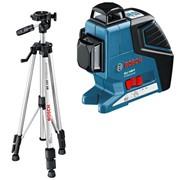 Нивелир Bosch GLL 3-80 P + BS 150 Professional фото