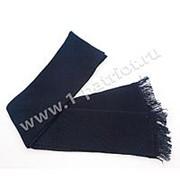 Кашне (шарф) МВД уставное, темно-синее фото