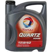 Минеральное моторное масло TOTAL QUARTZ 4х4 15w40 фото