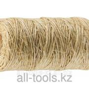Шпагат Зубр декоративный сизалевый, 500м Код:50090-500 фото