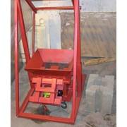 Станок для производства наборных столбов декор ограждений, еврозаборы фото