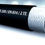 Шланг низкого давления с текстильной прокладкой - TE 200 (2TE) фото