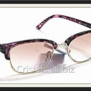 Женские очки для чтения в модной комбинированной оправе Модель № 538 фото