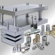 Комплектующие и оборудование для производства прессформ а также для штампов. фото