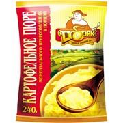 Картофельное пюре в пакете (240г) фото