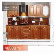 "Мебель кухонная МДФ ""Верон"" 1,6 м фото"