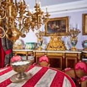 Столовый гарнитур в стиле Людовика XVI фото