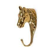 Крючок Голова лошади большой фото
