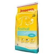 Полноценный корм для взрослых собак Фестиваль, 1,5 кг фото