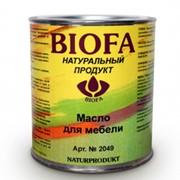 Масло для мебели Biofa фото