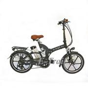 Складной велосипед с мотором Motus GS-new Fe фото