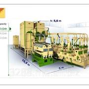 Мельницы для помола пшеницы твердых сортов. Производительность: - около 1 тн/час по сырью. Италия. фото