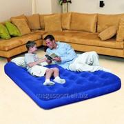Надувная кровать полуторная #67002 фото