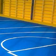 Полимерное покрытие Sport Color фото