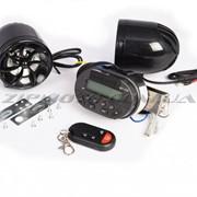 Аудиосистема 2.0 mod:MT729+AV253 NEO 3, 2*5Wчерные, сигнализация, МР3/FM/SD, ПДУ фото