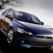 Mitsubishi Lancer X фото